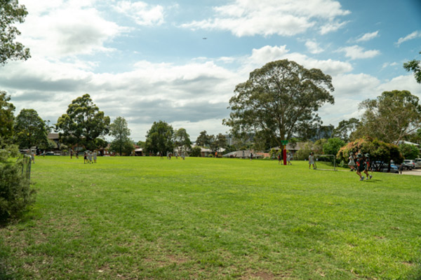 Holy Spirit North Ryde Playgrounds