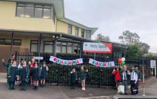 Holy Spirit Catholic Primary School North Ryde Welcome back